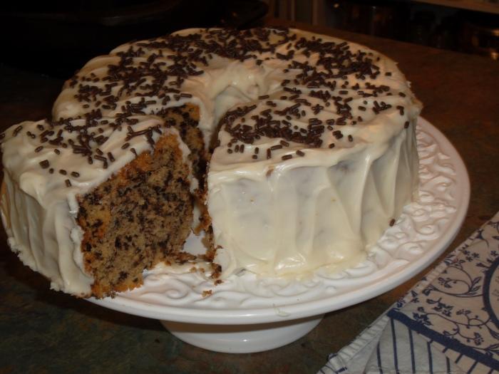 Chocolate Jimmy Cake