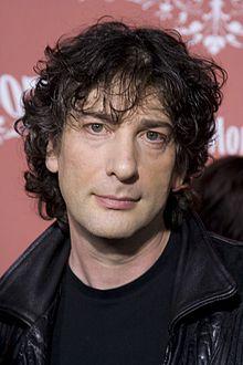 Neil Gaiman Wikipedia image