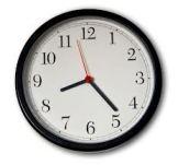 Clock 825