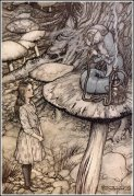 Alice_in_Wonderland_by_Arthur_Rackham_-_05_-_Advice_from_a_Caterpillar