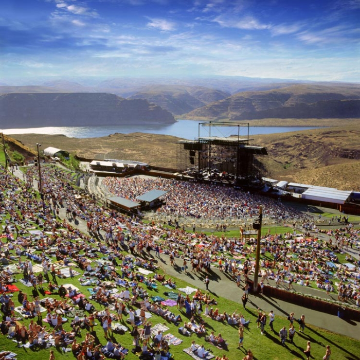 George Wa amphitheater