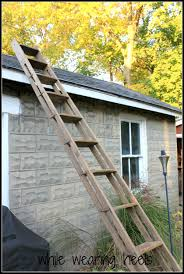 ladder house