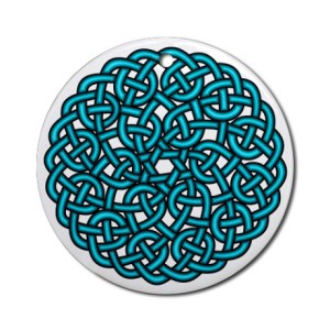 Celtic triple knot