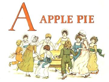A-Apple Pie (Gutenberg)