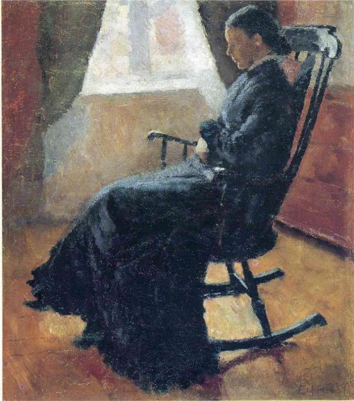 Aunt-Karen-in-the-Rocking-Chair-by-munch-1883 (1)