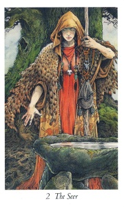 2. The Seer (or the Priestess)