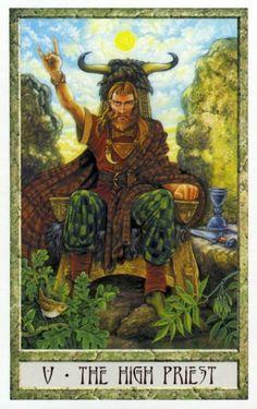 5. Heirophant/High Priest