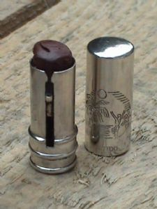 Lipstick tube antique
