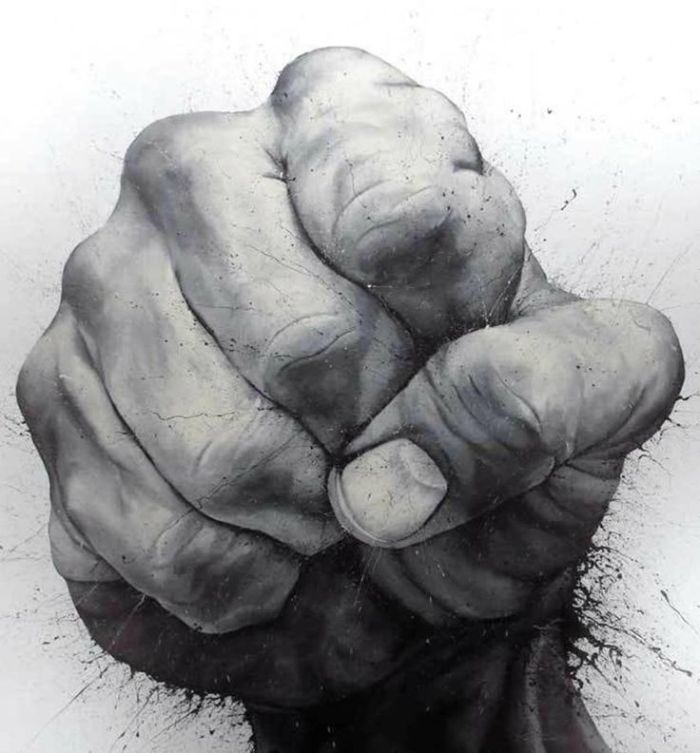 Fist by Paolo Troilo